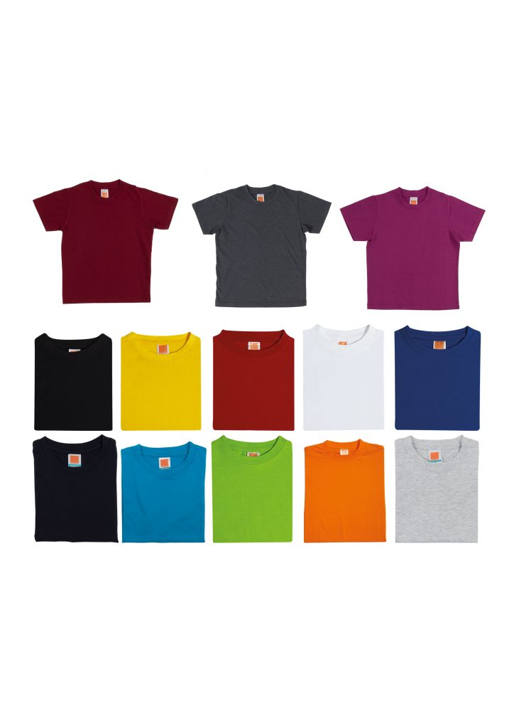 Custom Kids Cotton T-Shirt