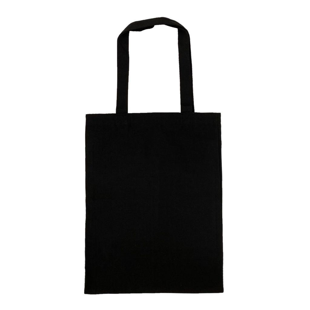Custom Canvas Bag A3 Black