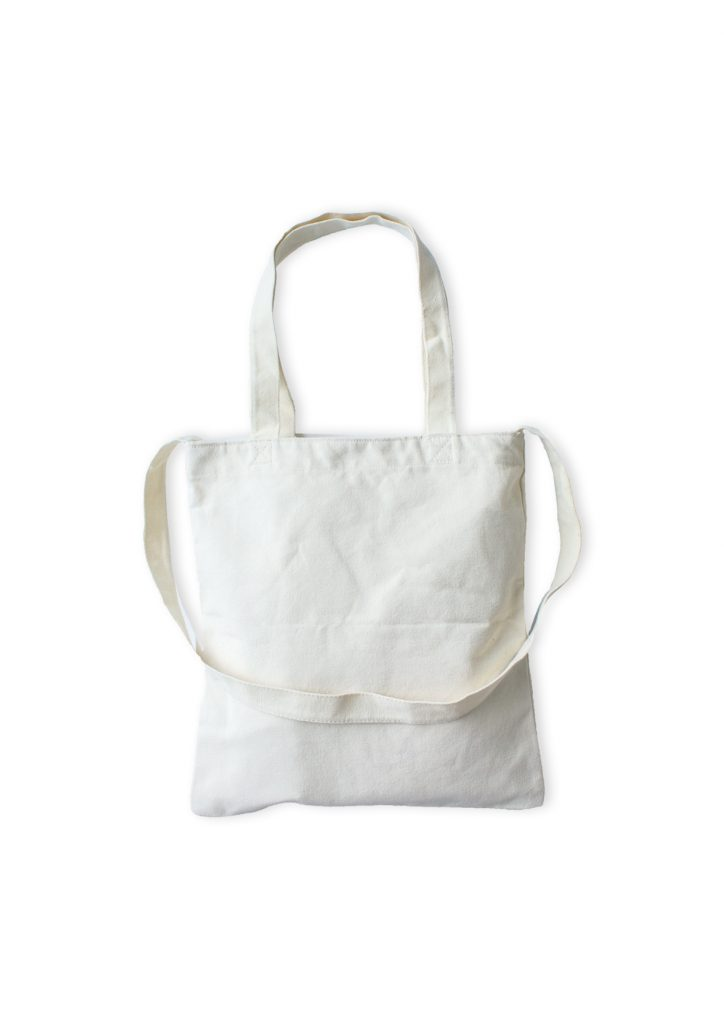 two way sling canvas bag