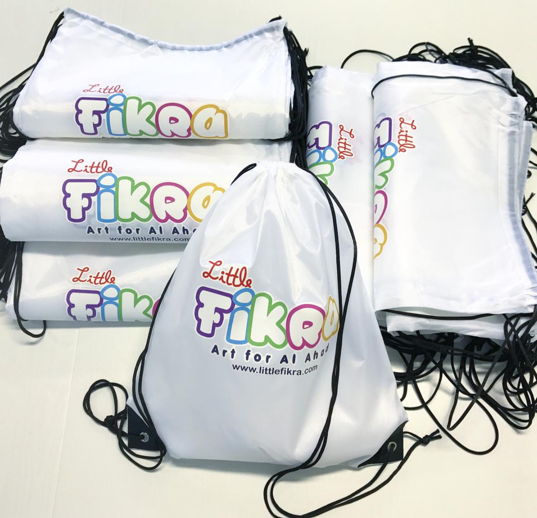 Personalise polyester nylon Drawstring bag