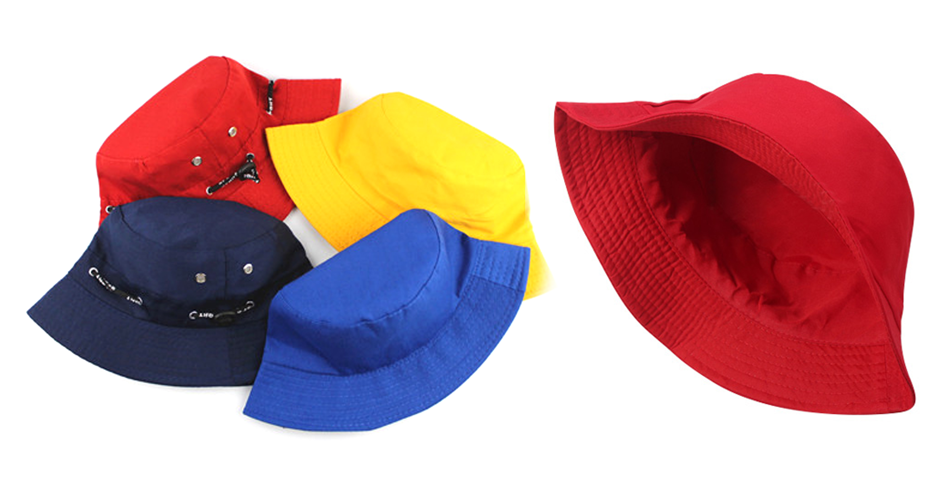 Customise bucket hat