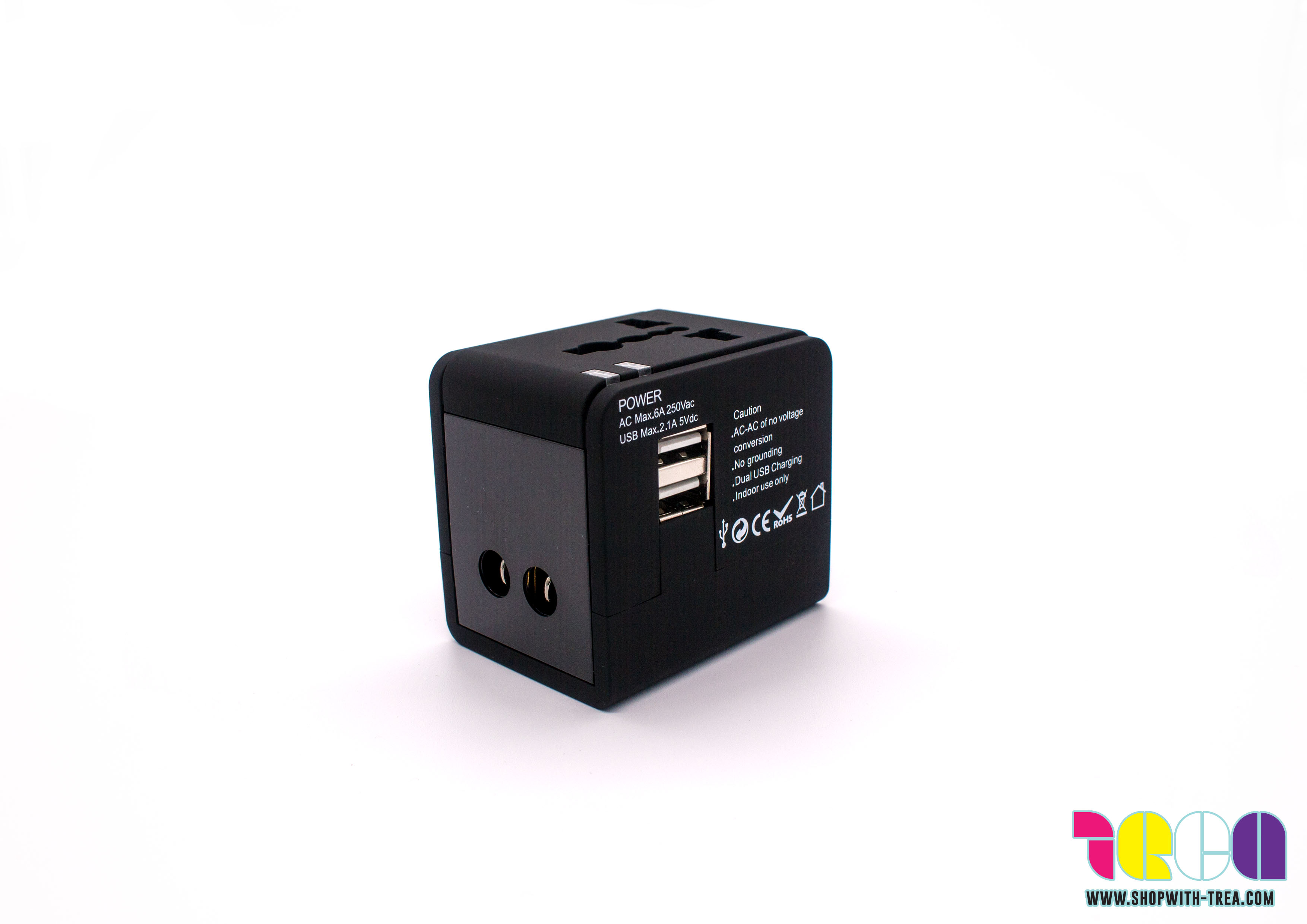travel adapter printing