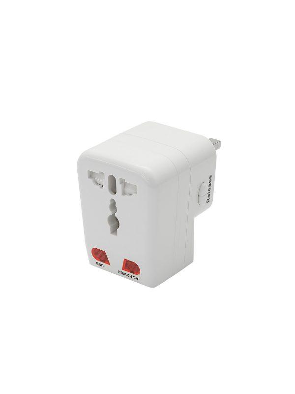 custom travel adapter