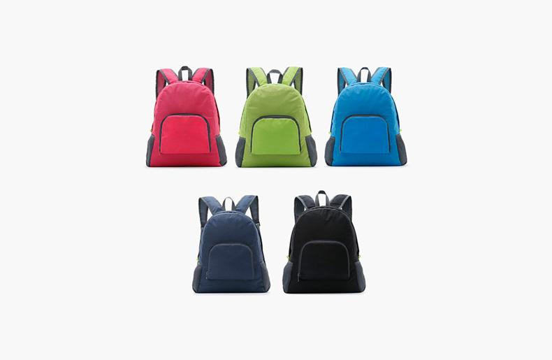 Custom Foldable Backpack