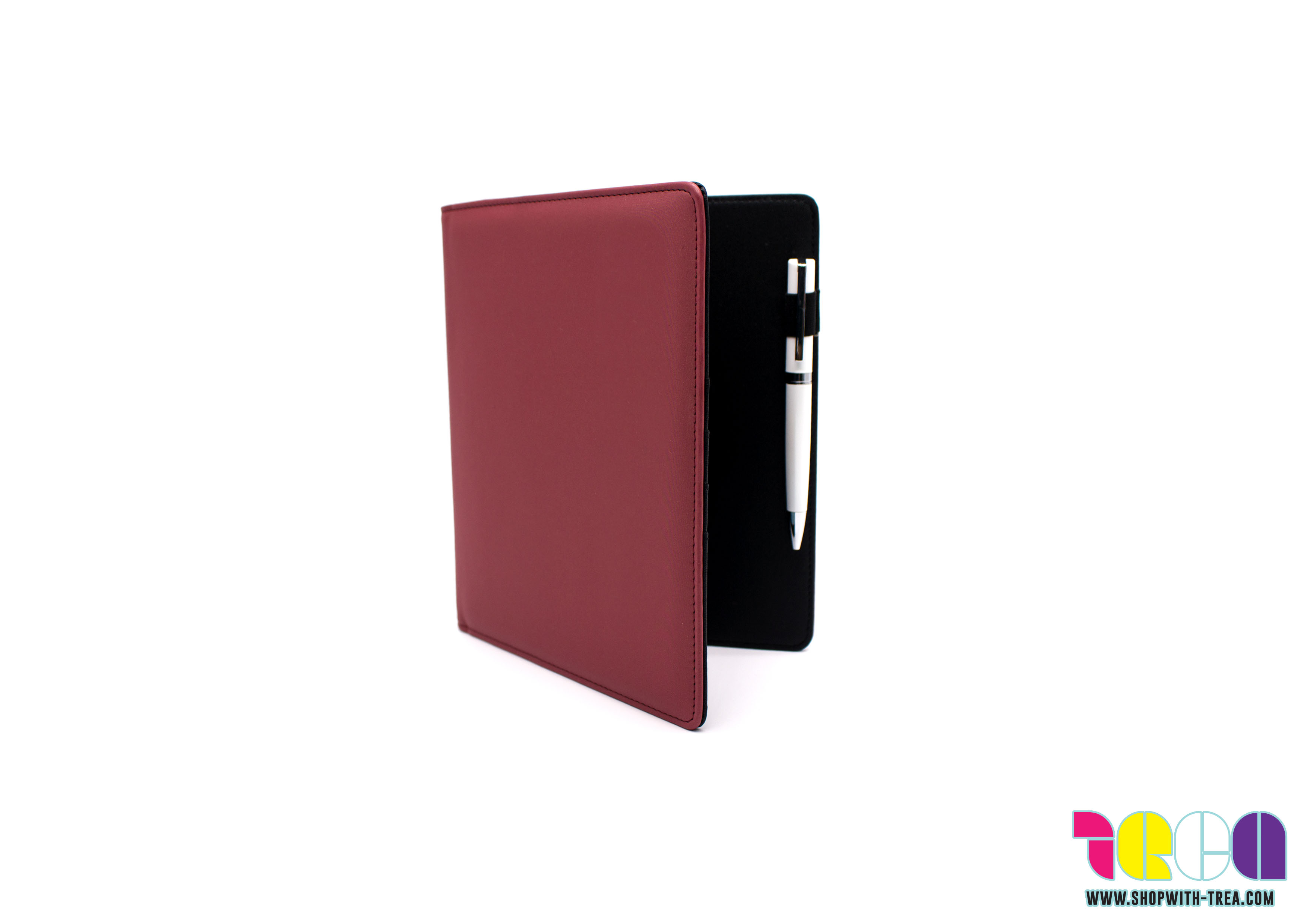 a5 pu notebook cover