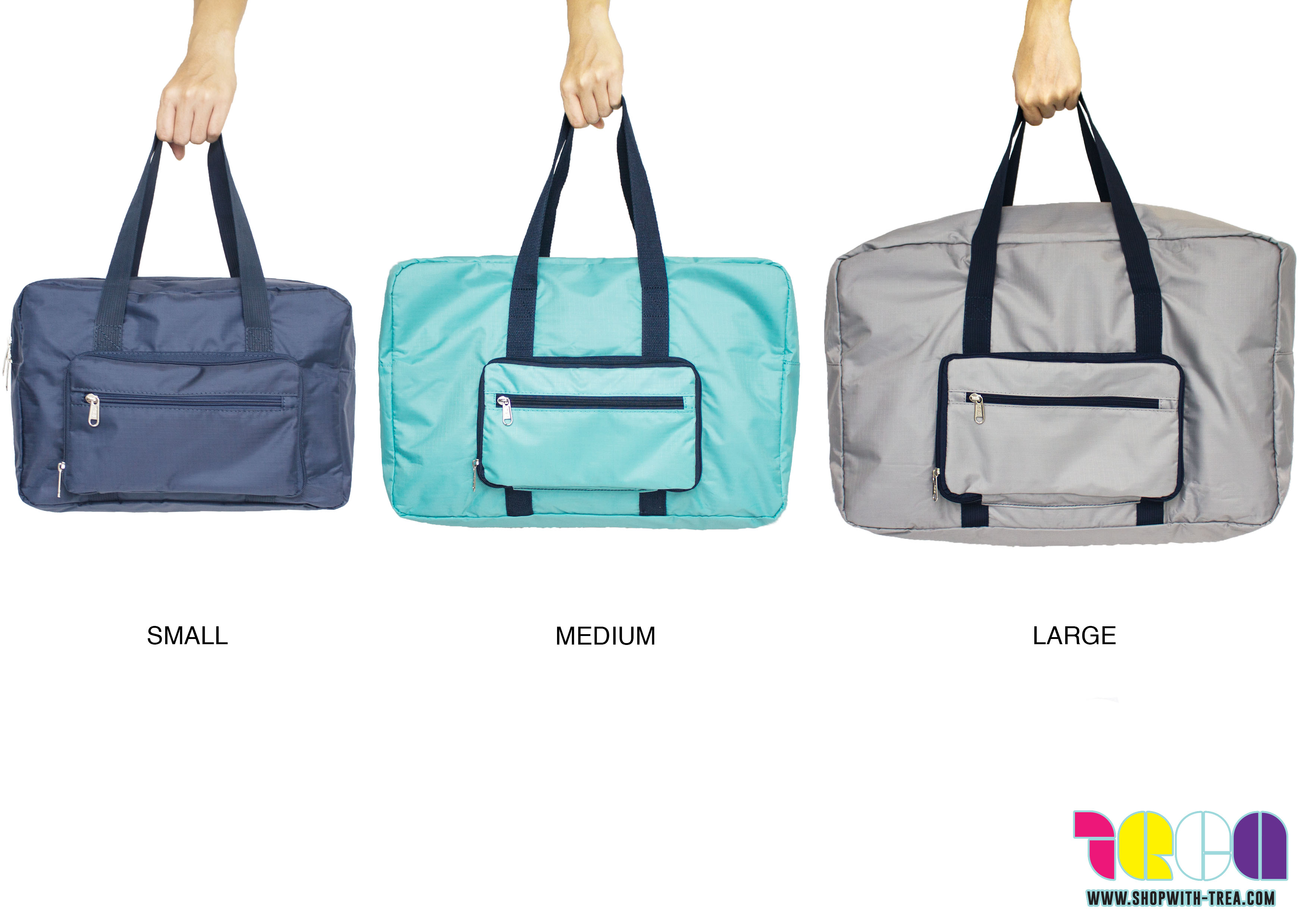 foldable hand carry travel bag