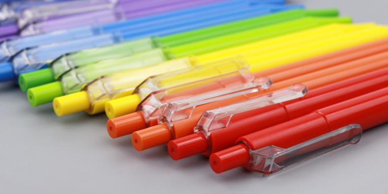 customize plastic pen