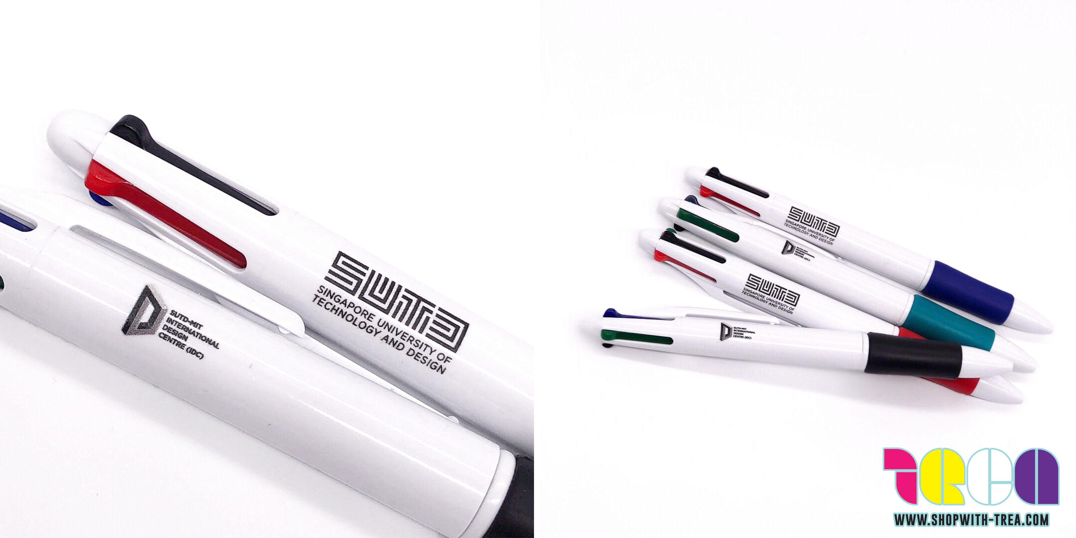 multi color pen printing