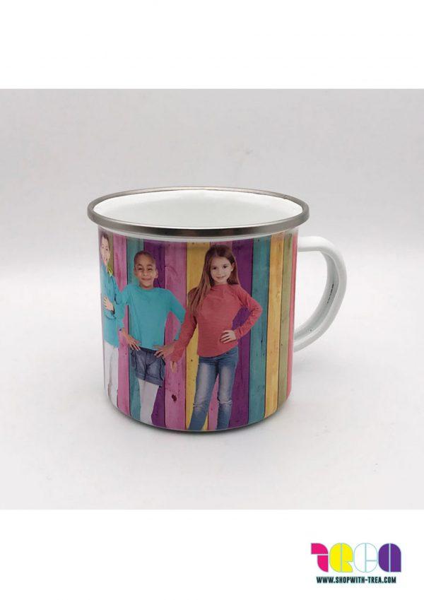 enamel cup printing