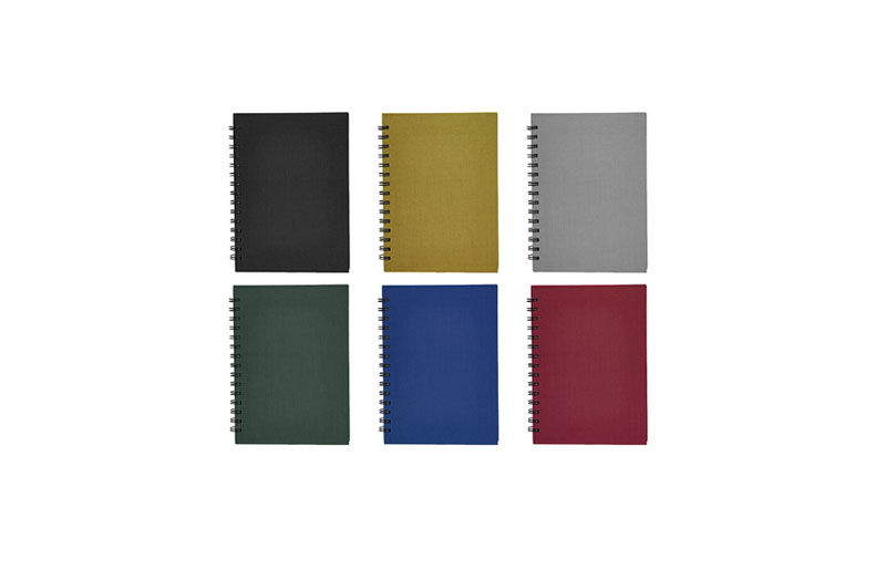 Leatherette Notebook Printing