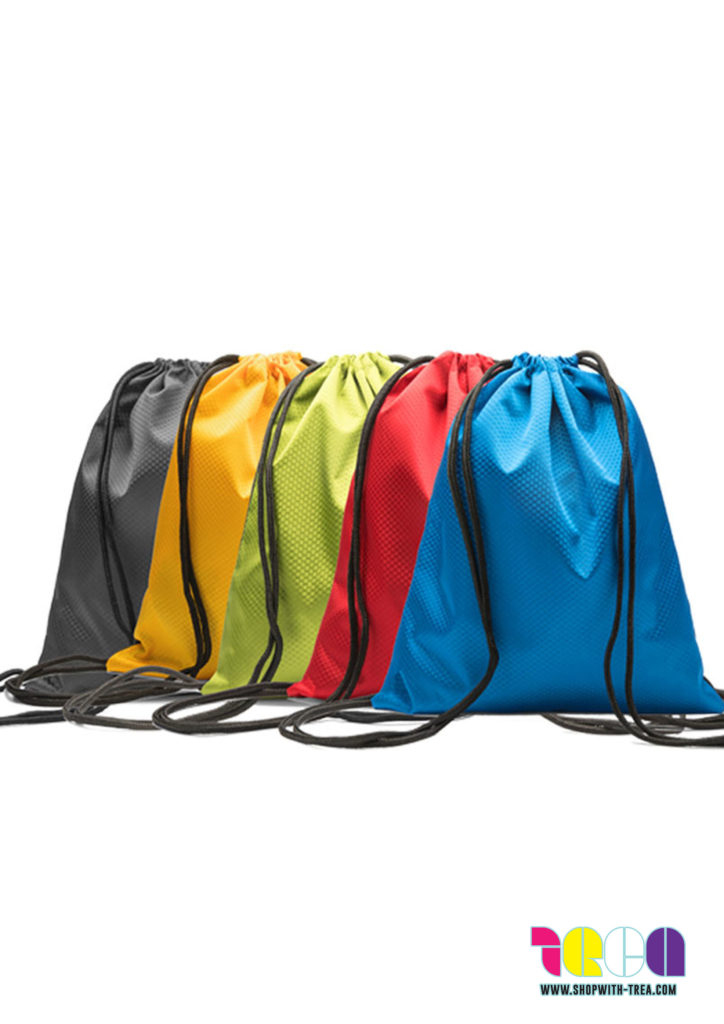 polyester nylon drawstring bags
