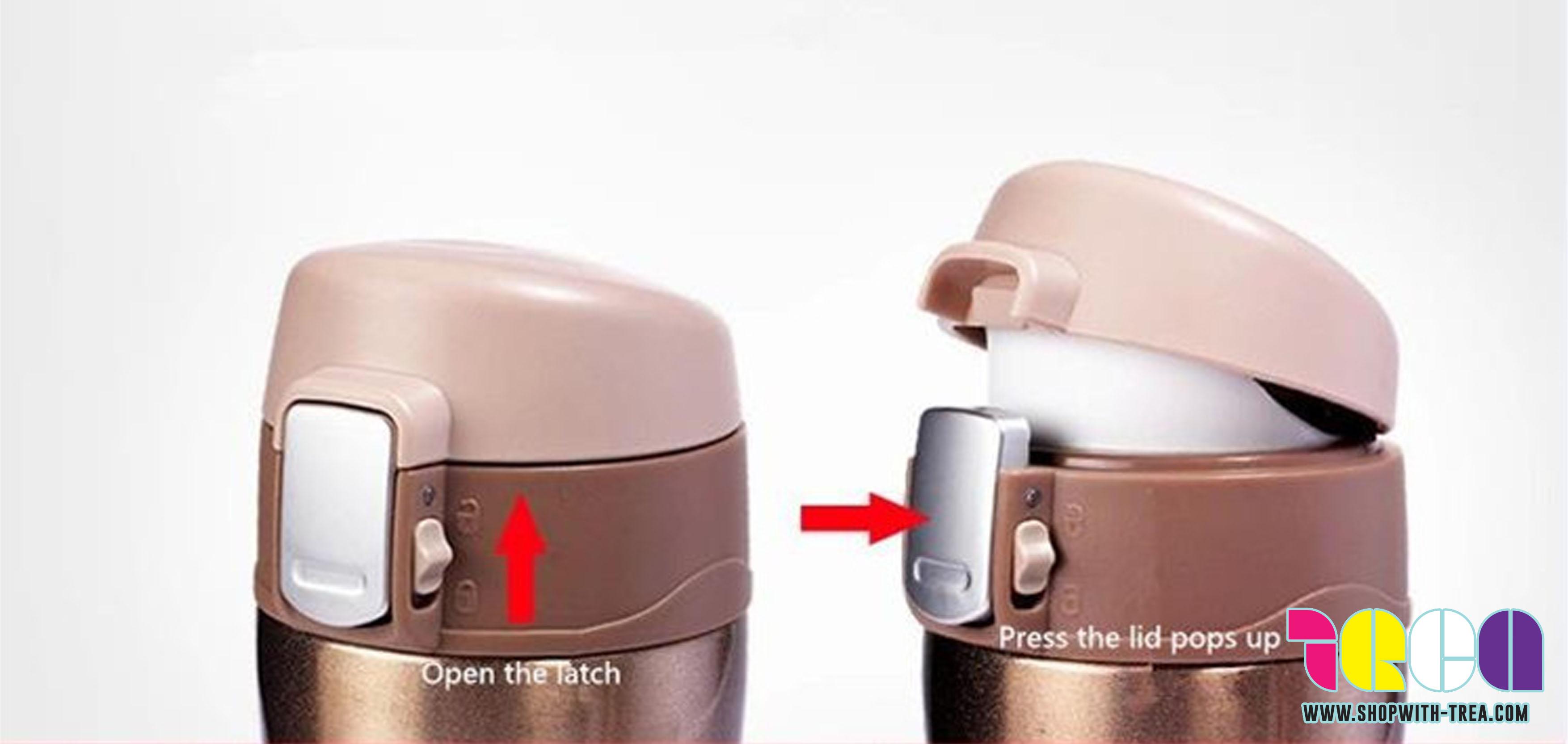 thermos flask printing