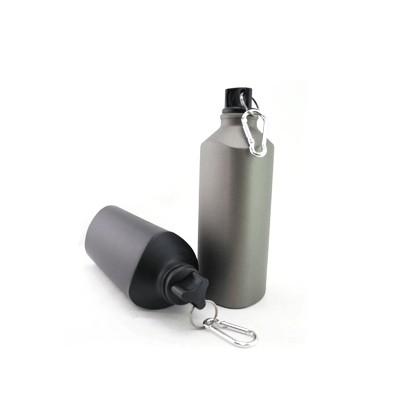 BPA Free Aluminium Twist Bottle with Carabiner