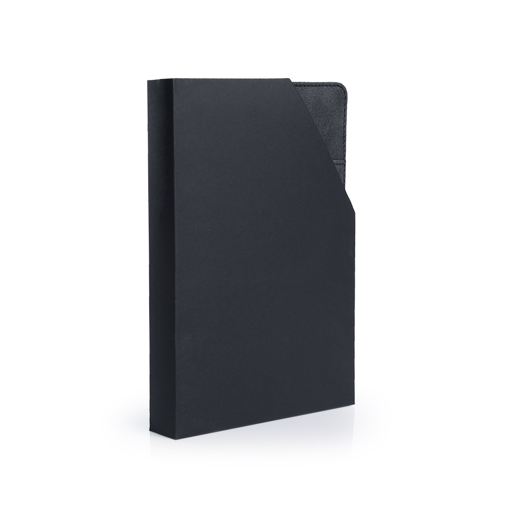 Luslax A5 Notebook with Pockets