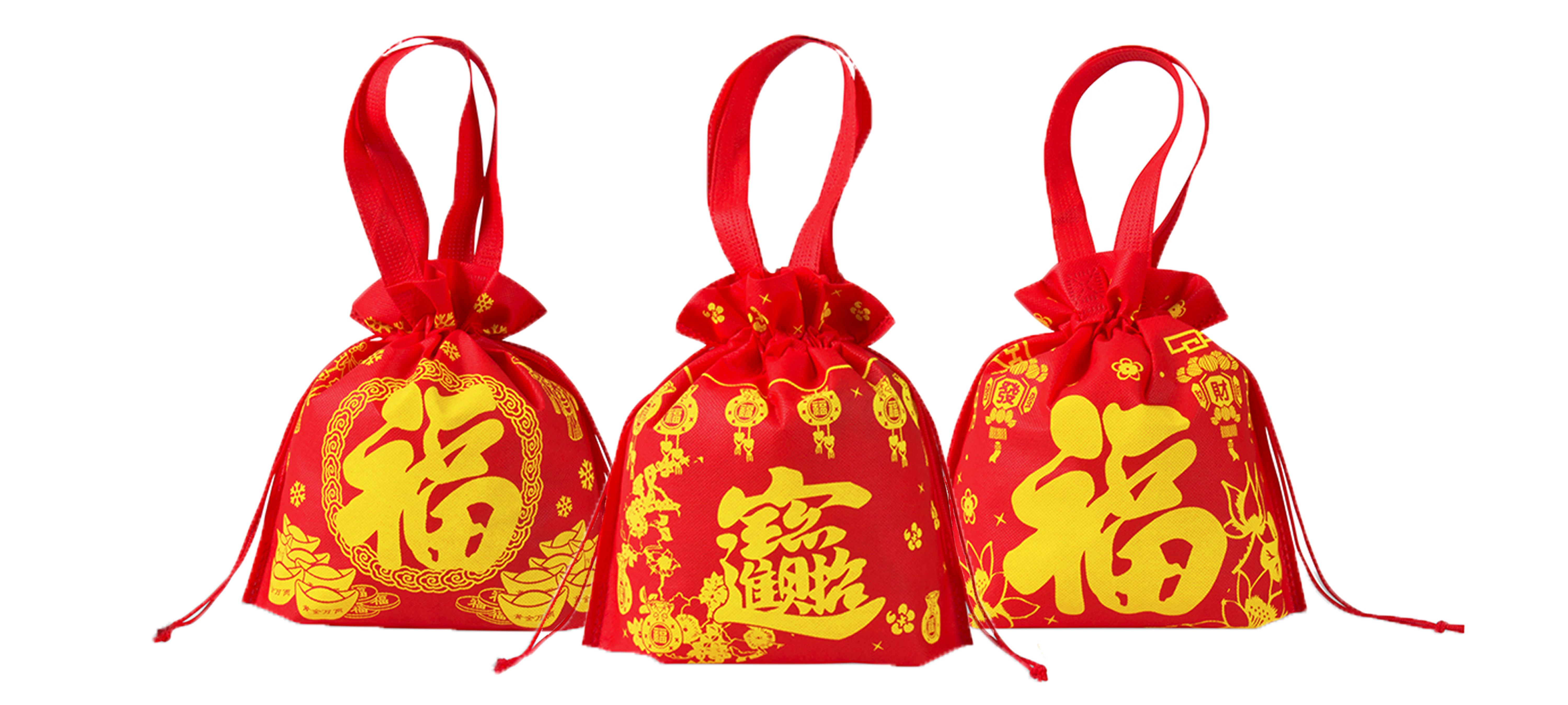 cny goodie bag