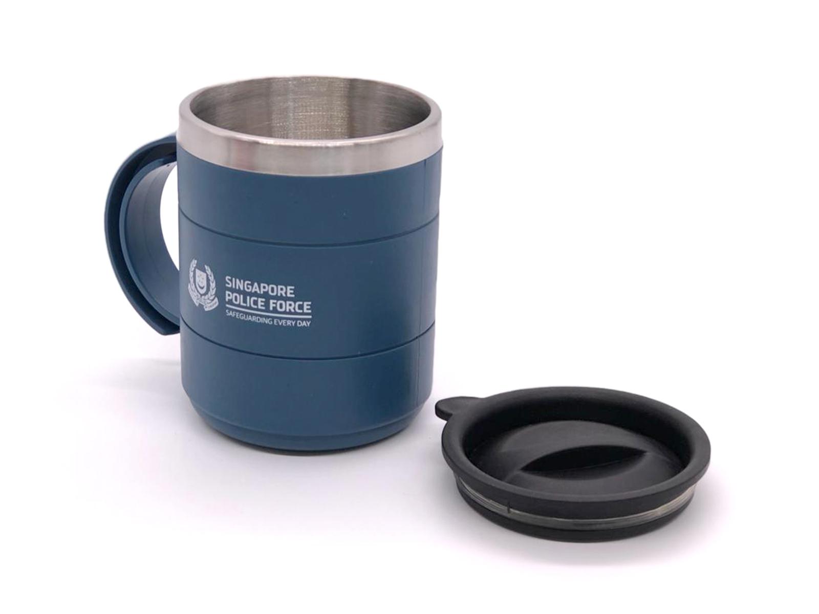 customised thermal mug