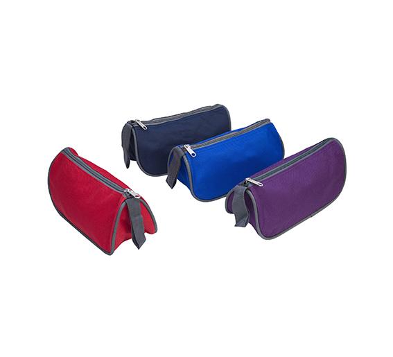 custom nylon zip pouch