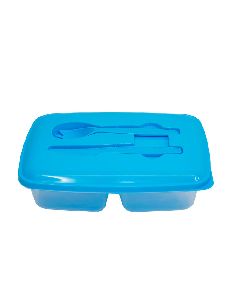 Custom reusable lunch box