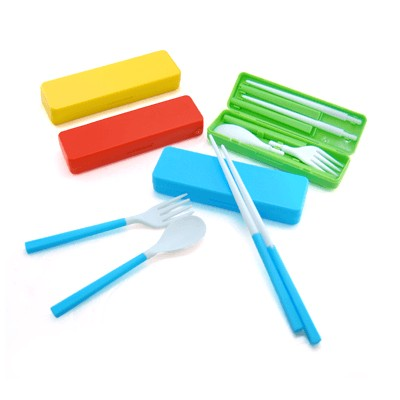 Print cutlery set