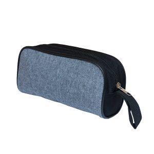 customised nylon zip pouch