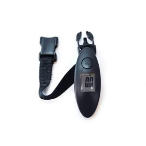 portable luggage weighing scale