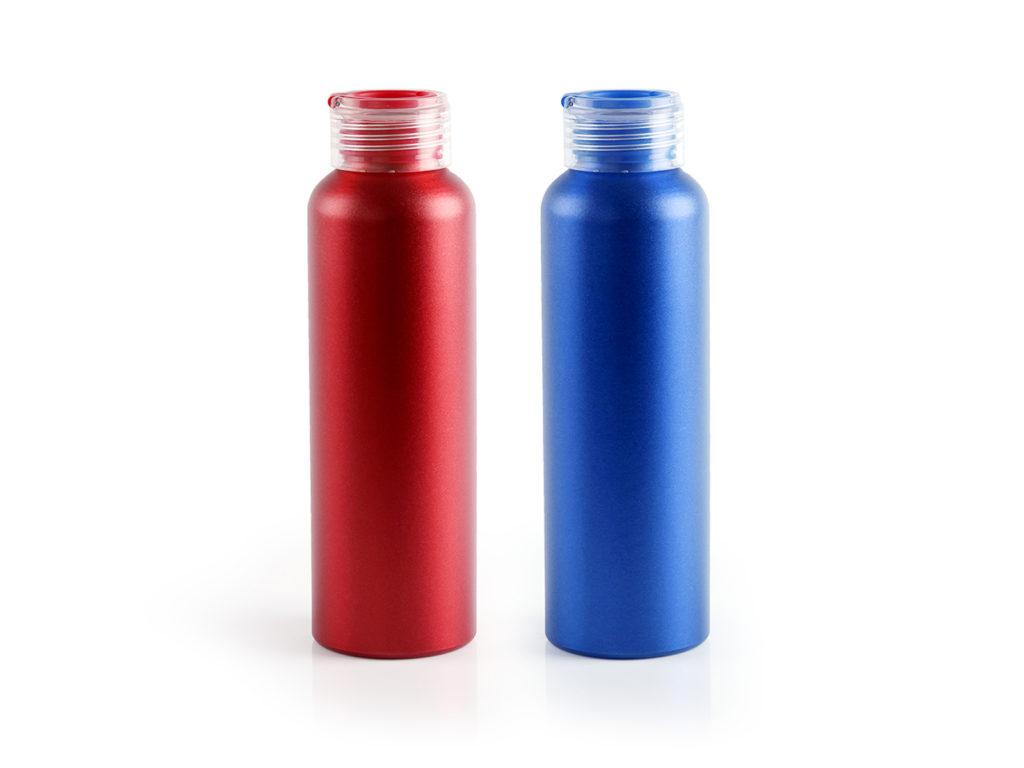 aluminium water bottle