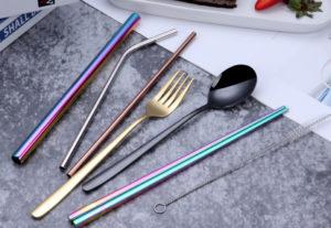 custom stainless steel cutlery set