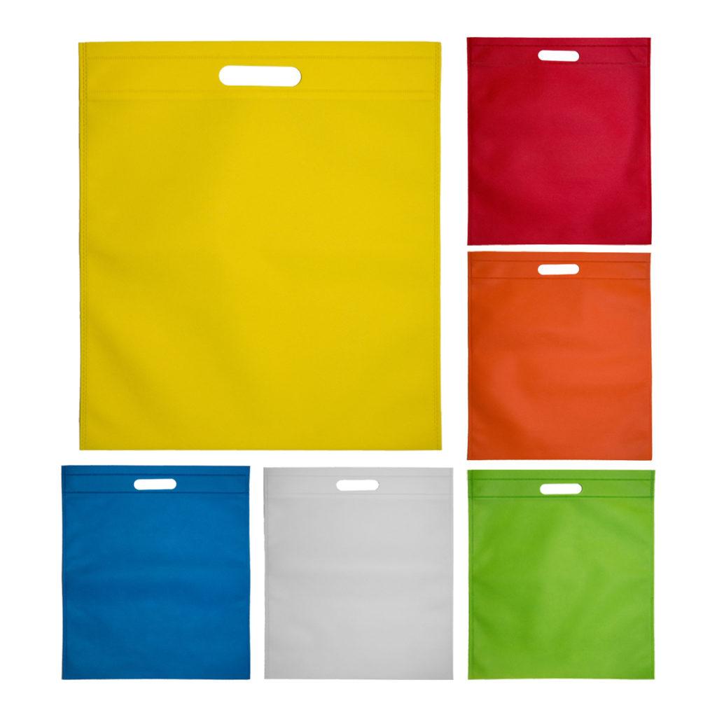 d cut non-woven bag printing