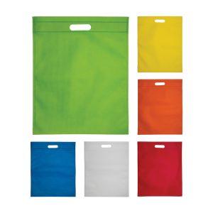 d cut non-woven bags printing