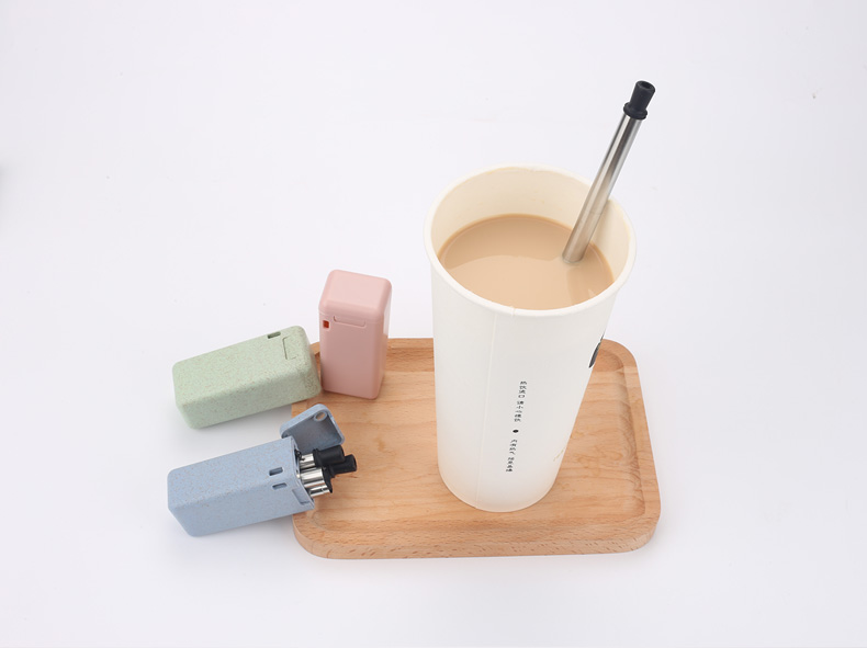 stainless steel foldable straw