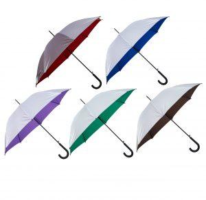 J-hook umbrella printing