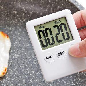 kitchen timer printing