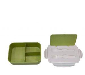 Wheat Lunch Box Set