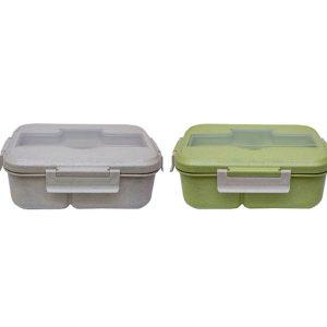 Custom Wheat Lunch Box