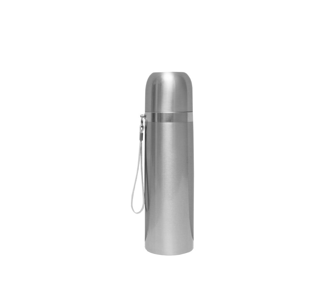 Vacuum Flask with Pouch