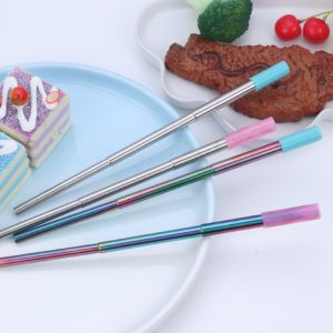 Foldable Stainless Steel Straw