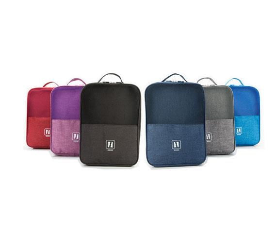 Custom Compartment Shoe Bag