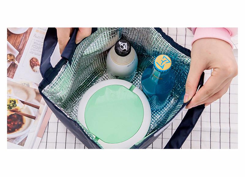 Custom Velcro Cooler Bag