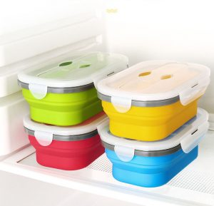 Custom Collapsible Lunch Box