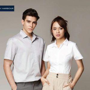 Premium Oxford Short Sleeve Shirt Printing