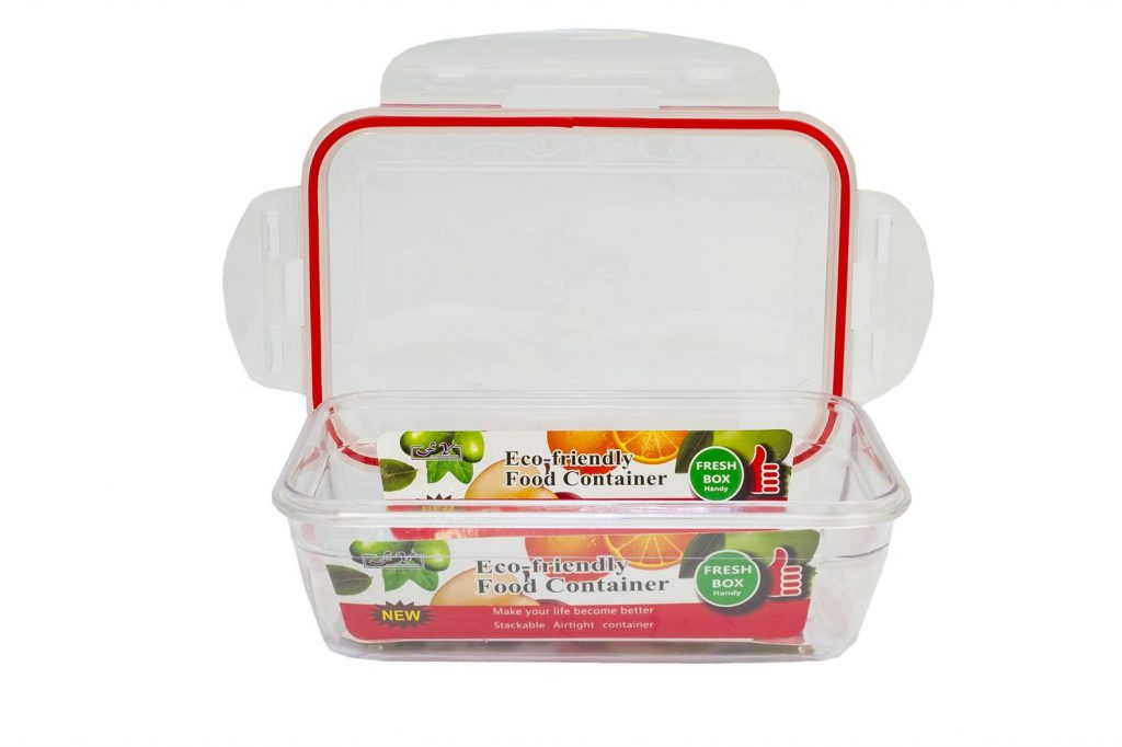 Rectangle Lunch Box Printing