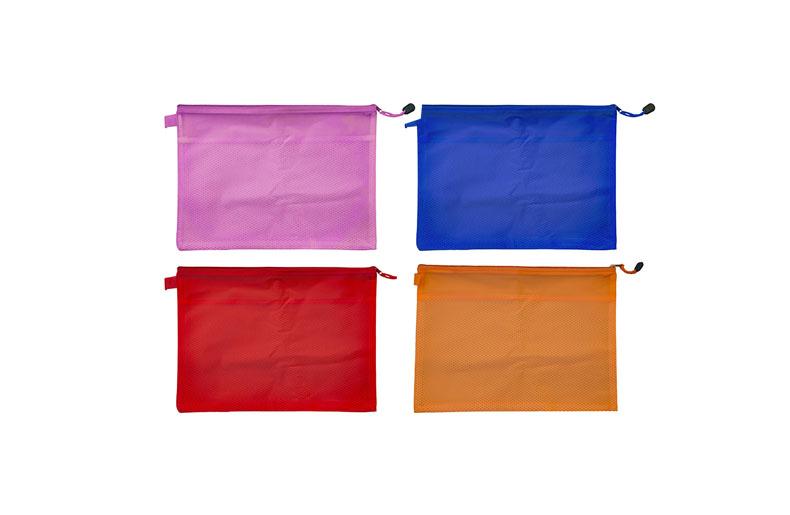 PVC Zipper Folder Printing