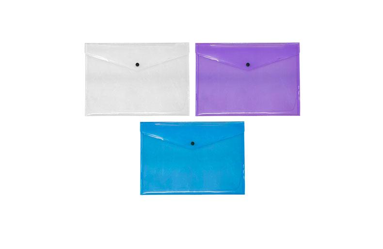 PVC Clip Folder Printing