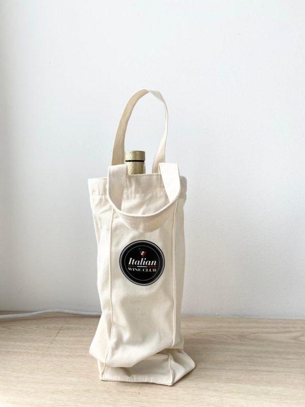 Custom Wine Bottle Bag