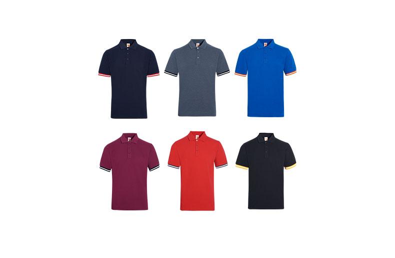 Custom Sleeve Polo Tee