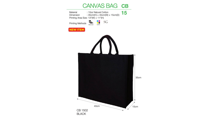Cotton Canvas Bag Printing