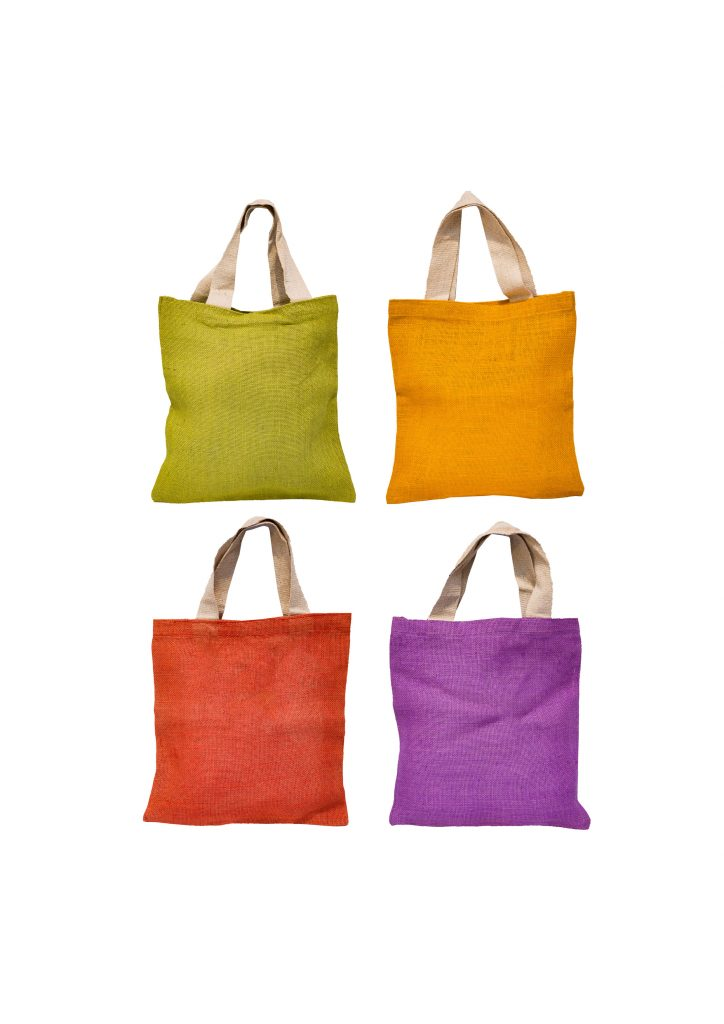 Soft Jute Bag Printing