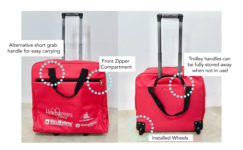 Custom Trolley Bag