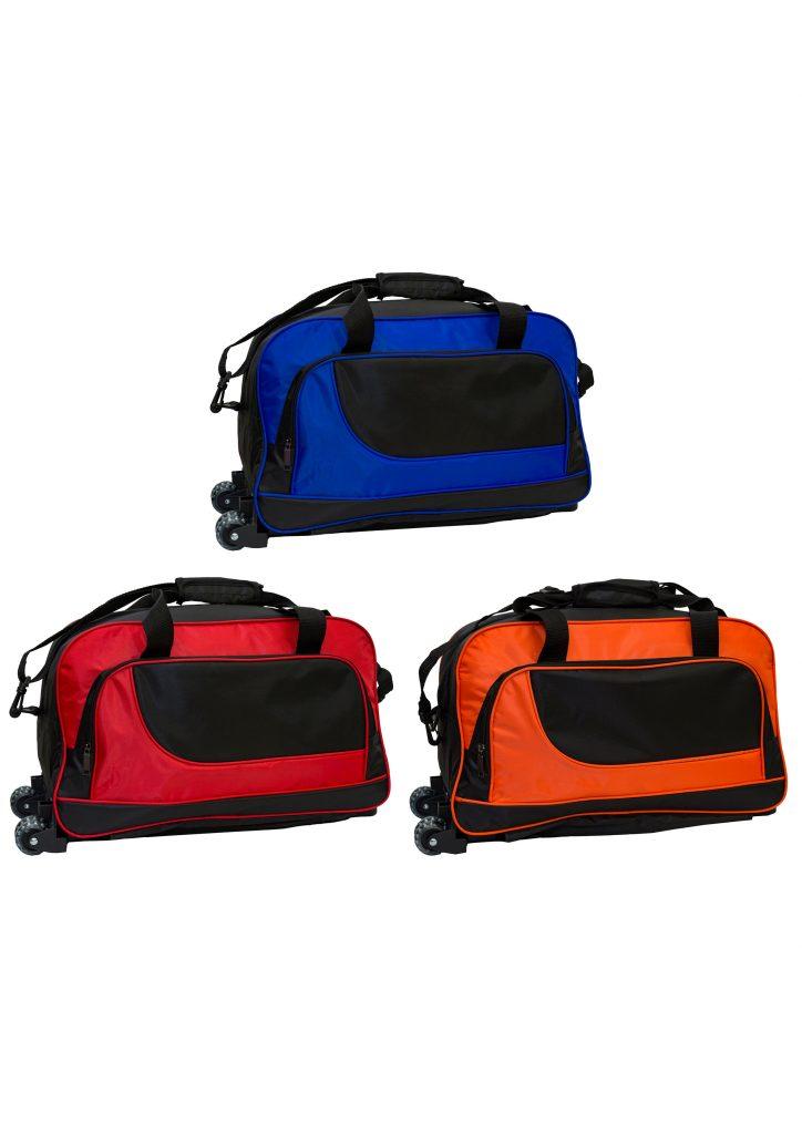Trolley Luggage Bag Printing
