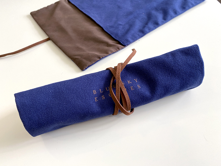 Canvas Scroll Pouch Printing